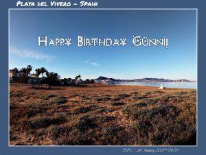 Happy Birthday Günni! 🎀🎁🥂🍾🎂🎊🎉✨🎇🎈