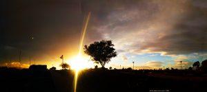Sunset in Los Urrutias – Spain