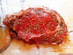 Lecker Steak am Platja del Carabassí - Santa Pola – Spain