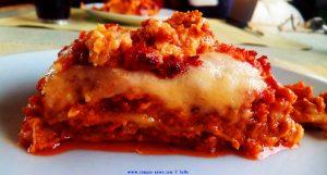 Soulfood – Lasagne in El Verger – Spain