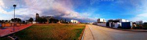 My View today - El Verger - Parc Caní de la Creu – Spain