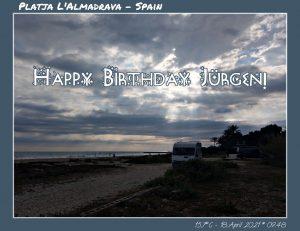 Happy Birthday Jürgen! 🎀🎁🥂🍾🎂🎊🎉✨🎇🎈