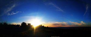 Sunset at Platja L'Almadrava – Spain