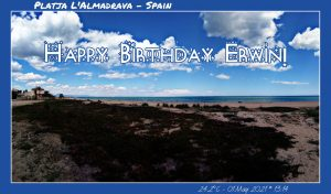 Happy Birthday Ewrin! 🎀🎁🥂🍾🎂🎊🎉✨🎇🎈