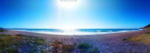 My View today - Playa el Sombrerico - Mojácar - Spain