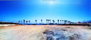 Parking at Playa del Censo - Calle Ingenio - 50 - 04770 Adra - Almería - Spanien – July 2021