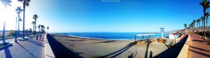 My View today - Playa del Censo - Adra – Spain