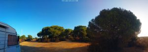 My View today - El Portill - Spain
