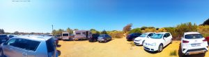 My View today - Playa Cruce de la Redondela - Isla Cristina – Spain