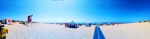 Kein Wunder, dass der Strand so voll ist - Playa Cruce de la Redondela - Isla Cristina – Spain