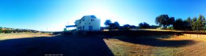 My View today - Malpartida de Plasencia – Spain