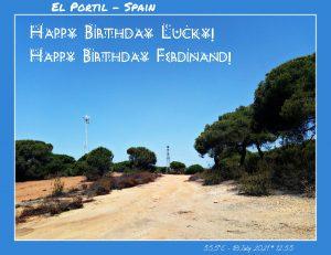 Happy Birthday Ferdinand! 🎀🎁🥂🍾🎂🎊🎉✨🎇🎈