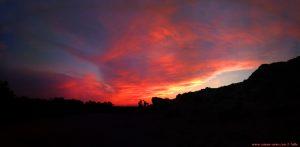 Sunset at Alfocea – Spain