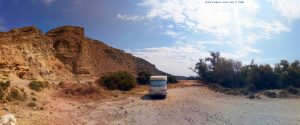Parking at the Rocks - Alfocea - Unnamed Rd - 50120 Zaragoza - Spain – 207m – August 2021