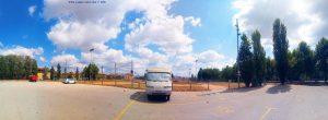 My View today - Aparcament Camp De Futbol - Manlleu – Spain