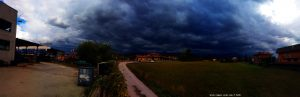 Schon wieder dunkelschwarz - Pianfei – Italy