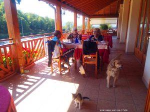 Together in the Ristorante Nuova Giacobba - Strada Provinciale 183 di Valle Corsaglia n° 5 - 12080 Vicoforte - CN – Italy