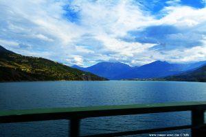 Lac de Serre-Ponçon – France