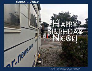 Happy Birthday <b>Nicol</b>! 🎀🎁🥂🍾🎂🎊🎉✨🎇🎈